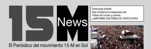 Periodico 15M news